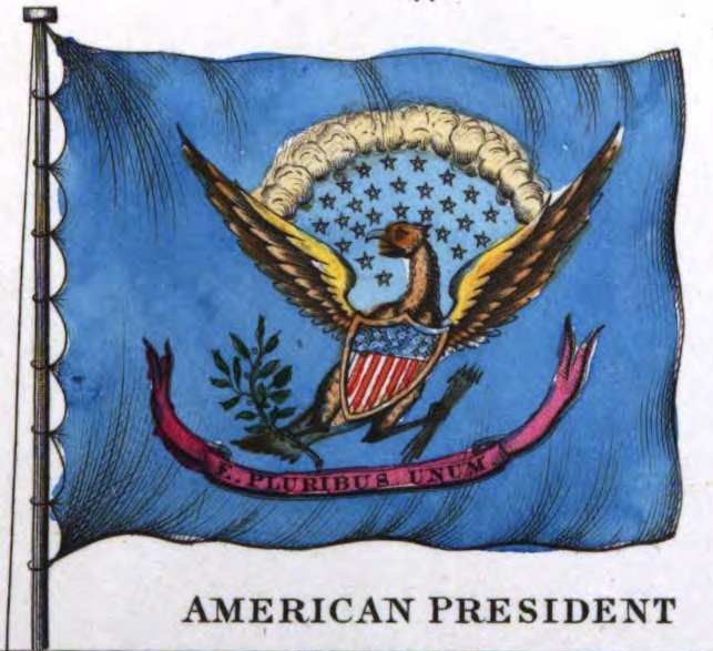 President Flag - Politics - Social Justice Solutions