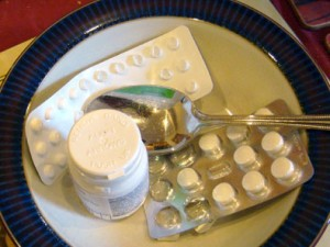 Pills. SJS