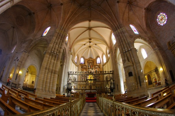 Church in Murcia