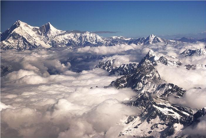 Shishapangma Mountains